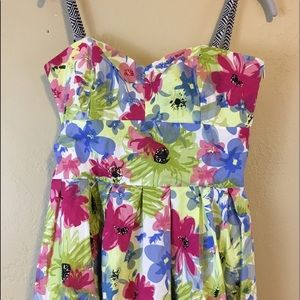 Aryeh Dresses - Aryeh Women's Dress Floral Multi-color Size L